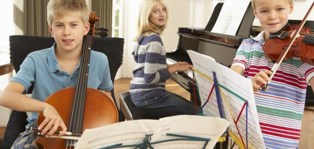 Music & Instrumental